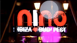 Welcome to NINO Ibiza Budapest with PACHA Ibiza Djs