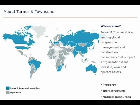 Digitising and Understanding the Built Environment at Turner & Townsend