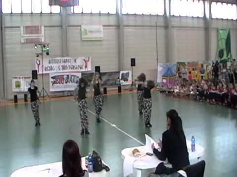 Infinite Musical - Ritmuscsapatok Országos Táncversenye 2013