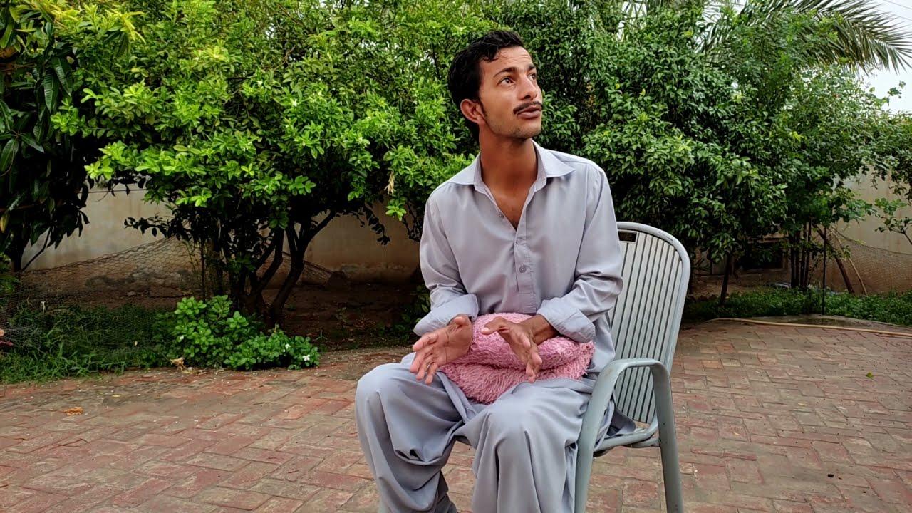 Rain and Walk    Uzair Ahmed Vlogs