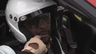 Behind the Scenes with Will I Am | Top Gear | Series 18 | BBC
