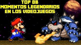 Top 8 Momentos Legendarios e Inolvidables en los Videojuegos - Pepe el Mago