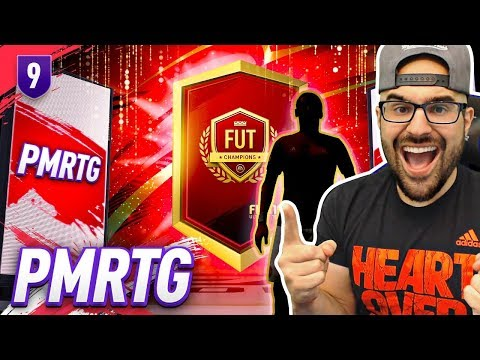 OMG YOU WONT BELIEVE THESE RTG REWARDS!! - FIFA19 Ultimate Team PMRTG #09