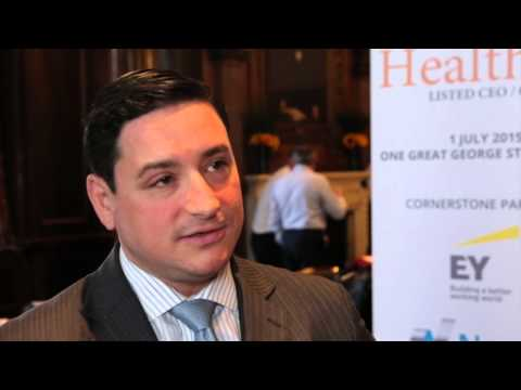 Interview with Gil Bar Nahum, MD Global Healthcare Investment Banking at Jefferies & Co.