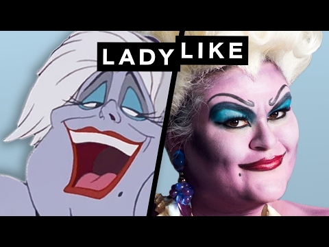 Thumbnail: We Got Transformed Into Disney Villains • Ladylike