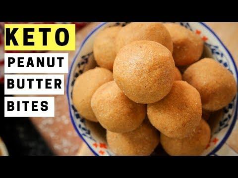 KETO Fat Bombs | Peanut Butter Keto Fat Bomb Recipe | Easy Keto Recipes