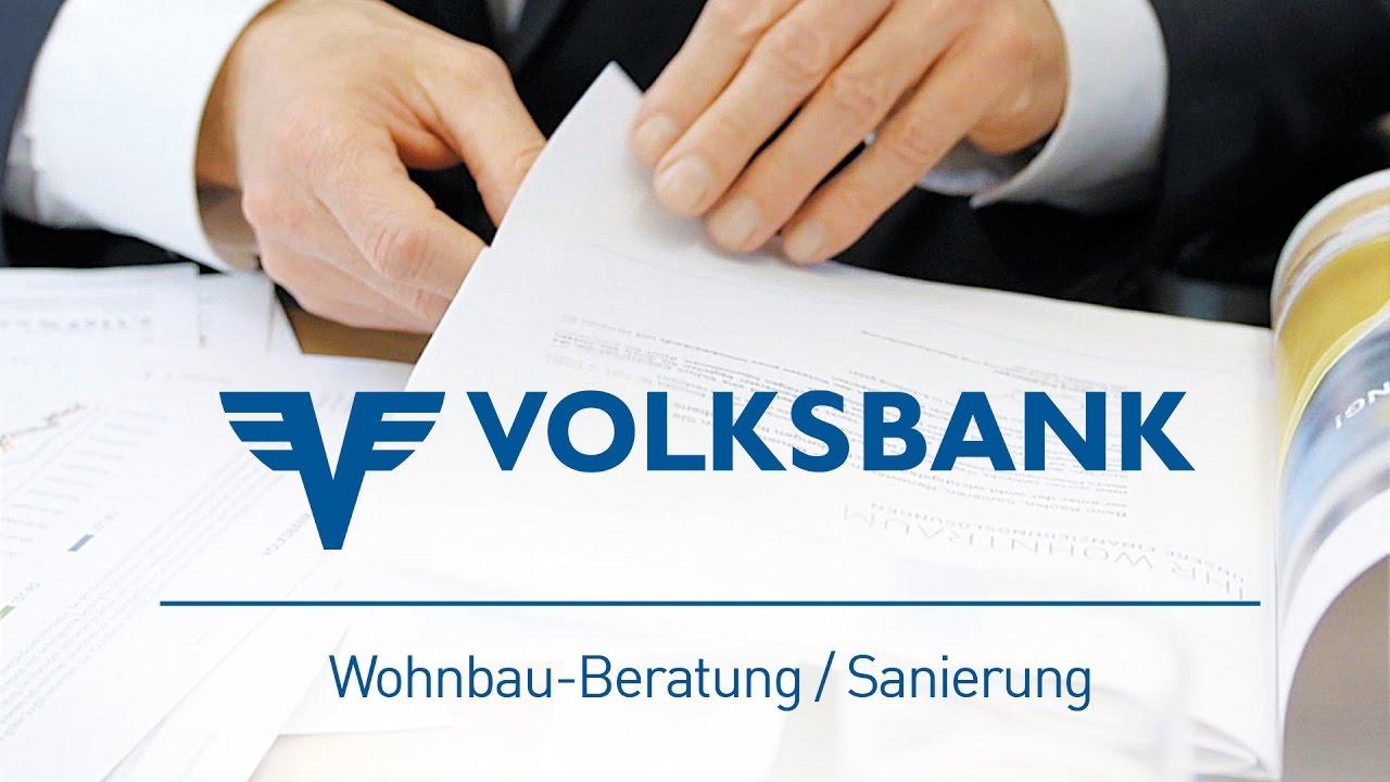 Volksbank Wien Wohnbau Sanierung Youtube
