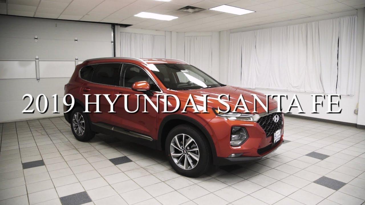 Zimbrick Hyundai East >> Quick Look 2019 Hyundai Santa Fe Sel Plus Zimbrick Hyundai Eastside