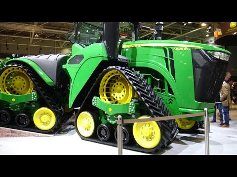 john deere traktoren neuheiten agritechnica quadtrac. Black Bedroom Furniture Sets. Home Design Ideas