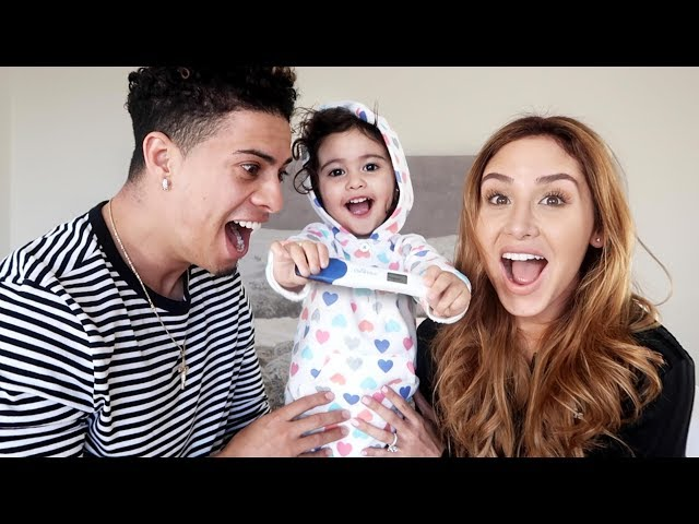 74d9151669599 The ACE Family Is Pregnant and You ll Be Sobbing After Their YouTube Reveal