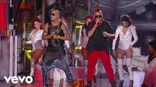 Repeat youtube video Wisin - Baby Danger (En Vivo Premios Billboard 2014) ft. Sean Paul