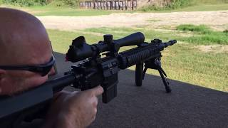 MK12 MOD1 Rifle History and Technical Review