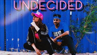 UNDECIDED - CHRIS BROWN | Dance Choreography | Anrene Lynnie Rodrigues