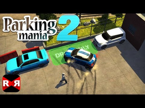 Parking Mania 2 (By Mobirate Studio Ltd)  - IOS / Android - Gameplay Video