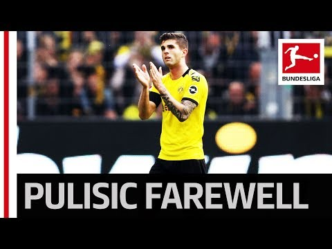 Pulisic Tears - Emotional Farewell in Last Home Game for Dortmund