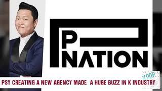 PSY's NEW COMPANY - JESSI, HYUNA & EDAWN JOINING P NATION , CL & DARA RUMOR