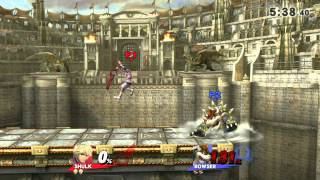 Shulk (Cream Soda) vs Bowser (Giga Mandy) friendlies Thumbnail