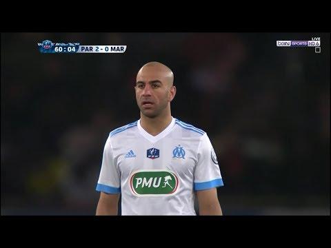 Aymen Abdennour vs PSG individual highlights 28/02/2018 (AR)