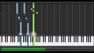 (How to Play) The Pink Panther Theme on Piano (100%)