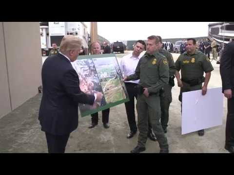 president-trump-reviews-border-wall-prototypes-in-california