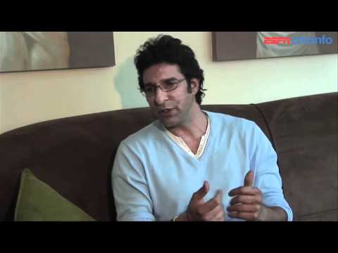 My XI - Wasim Akram: Alec Stewart - 'He was never scared of any bowler'
