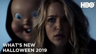 What's New For Halloween 2019   HBO