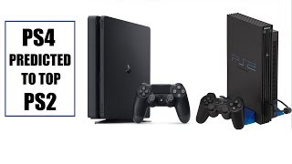 PS5 To Support Upto 8K?  | PS4 Predicted To Outsell PS2 | Rockstar Games Coming To Switch?