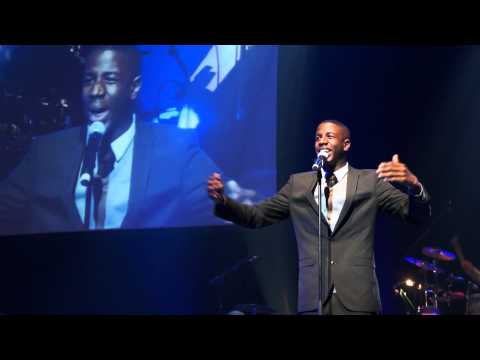 Jermain Jackman performs at The Royal Festival Hall - Oct 2012