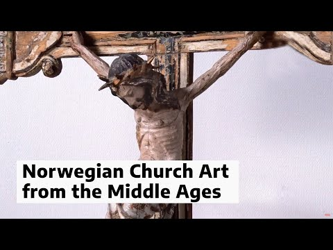 Norwegian Church Art from the Middle Ages