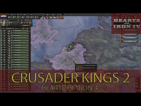 Hearts Of Iron 4 - Crusader Kings 2 Achievement Guide
