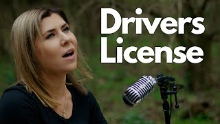 Drivers License by Olivia Rodrigo (Acoustic Cover)