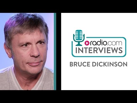 Bruce Dickinson on Iron Maiden's