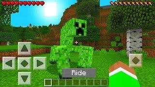 New Creatures in Minecraft Pocket Edition (Mutant Creatures)