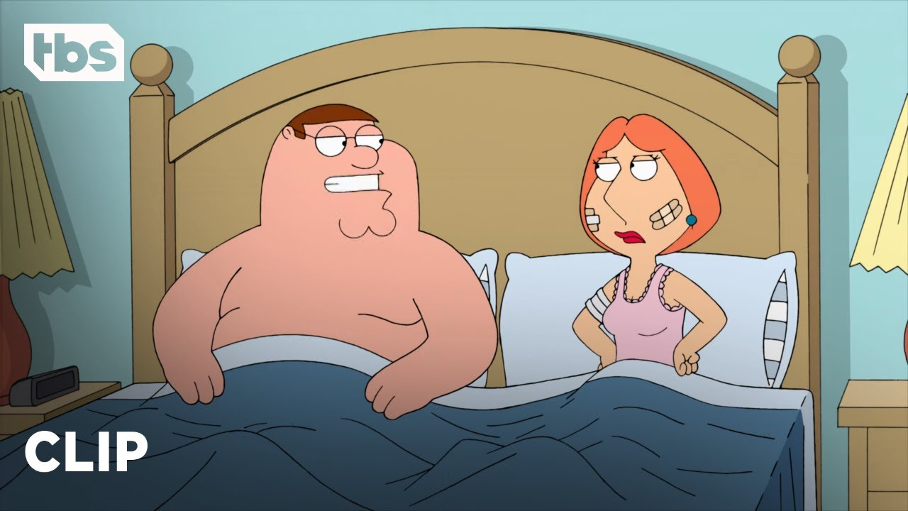 Download Family Guy: Lois Vows to Stop Nagging Peter (Clip) | TBS