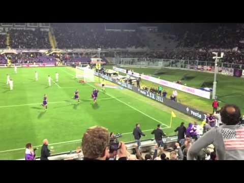 Fiorentina vs Bologna goals di Kuba Blaszczykowski