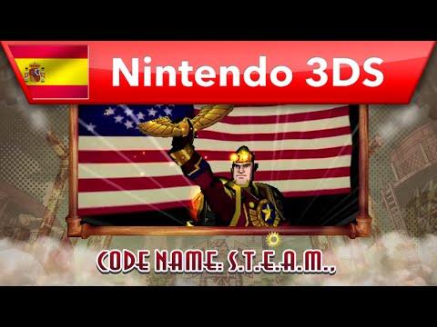 Code Name: S.T.E.A.M. - Tráiler karaoke (Nintendo 3DS)