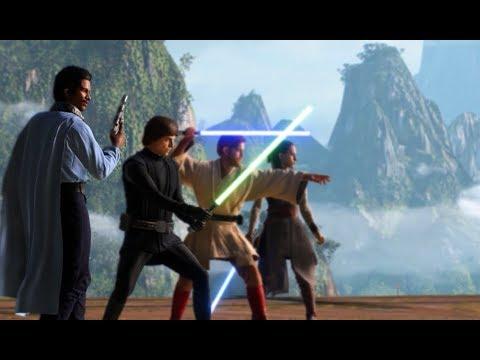 Star Wars Battlefront 2 Heroes Vs Villains 635 Lando MVP Dominance thumbnail