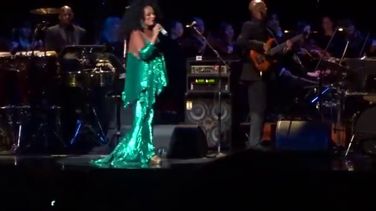 Diana Ross - Where Did Our Love Go? Baby Love - Nashville ...
