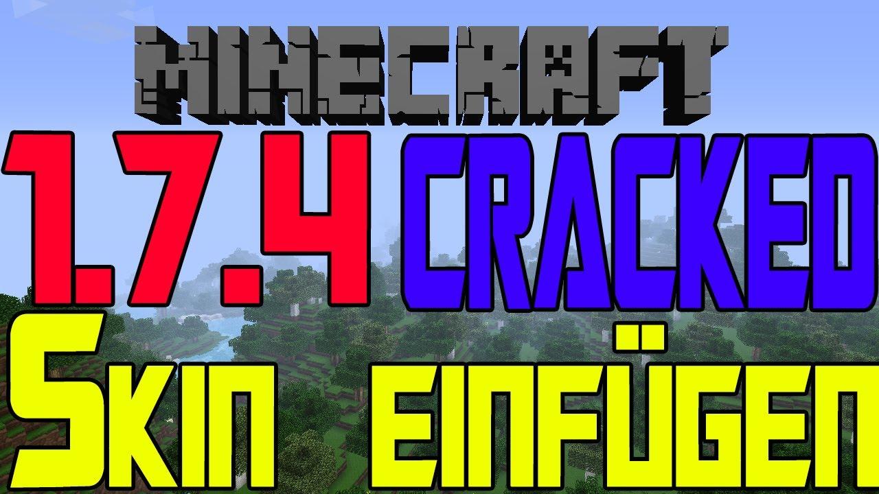 MINECRAFT CRACKED Skin ändern GermanDeutschFullHD YouTube - Minecraft cracked namen andern