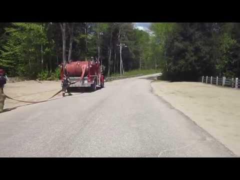 Part 1 - Relay Pumping Drill - Bristol, New Hampshire - May 2014