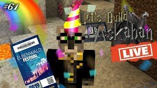 SO war das ELBENWALD FESTIVAL 2019 für MICH! | Let's Build Askaban #61 [LIVE]