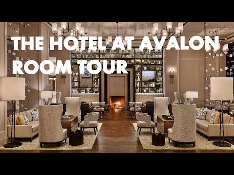HOTEL AT AVALON AUTOGRAPH COLLECTION - Room Tour