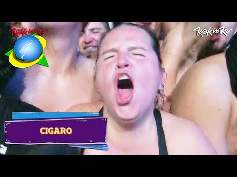 System Of A Down - Cigaro LIVE【Rock In Rio 2015 | 60fpsᴴᴰ】
