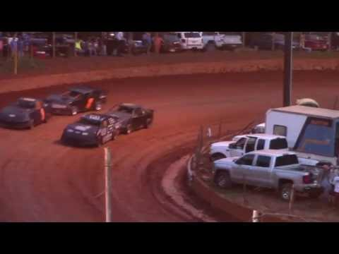Winder Barrow Speedway Advanced Four Cylinders 8/6/16