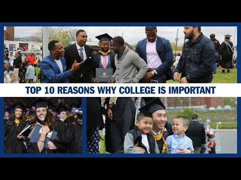 Top 10 Benefits of a College Degree