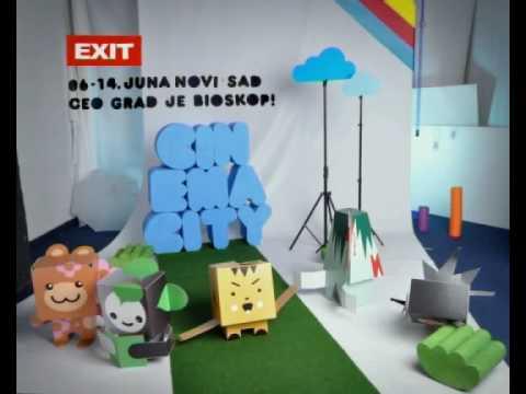 Cinema City - Novi Sad 2009 [Official Commercial]