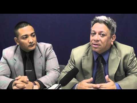 Elegance Hotel & Casino Interview Juan Carlos & Ramsaran Uraiqit