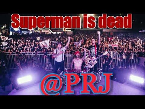 Superman is dead Live PRJ 16 juni 2017  Water not war
