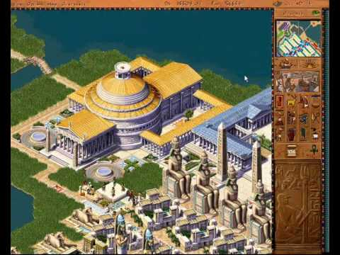 computer games like pharaoh cleopatra