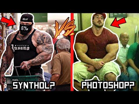 Who is the REAL Mass Monster Bodybuilder? (Golias VS Golem)